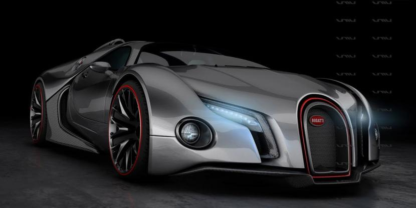 New Bugatti beats Veyron in top speed and pricetag